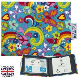 61qgrXBTenL. SS400  300x300 New Summer Range of Blue Badge Holders from The Blue Badge Company