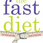Image of the front cover of the Fast Diet book by Dr Michael Mosley