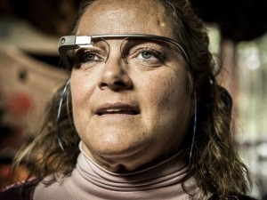 Tammie Lou Van Sant -Google Glass User