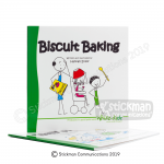Image of the Biscuit Baking book by Hannah Ensor