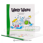 Image of the Welly Walks book by Hannah Ensor