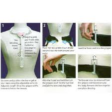instructions for the bra angel